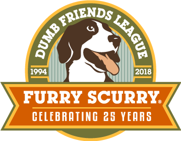 Furry Scurry logo